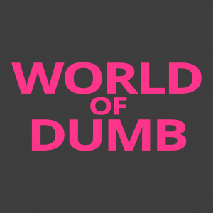 World of Dumb Logo